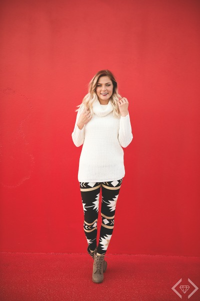 50% off Leggings + Free Earrings & Free Shipping