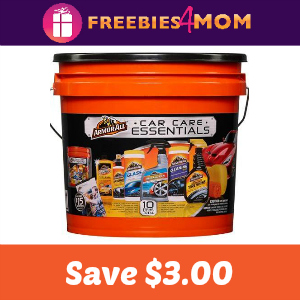 Save $3.00 off Armor All Car Care Gift Pack