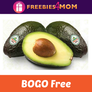 Coupon: BOGO Free Avocados from Mexico