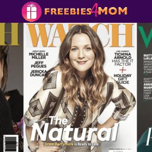 👀Free CBS Watch Magazine