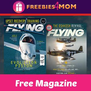 Free Flying Magazine ($14 value)