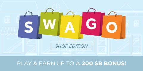 Earn a Bonus from SWAGO Shopping Edition