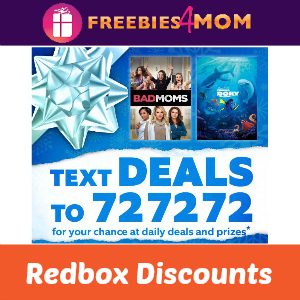 Redbox Holidays of Deals