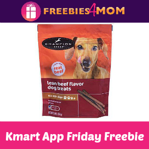 Free Champion Breed Dog Treats at Kmart