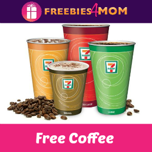 Free Coffee Wednesdays at 7-Eleven