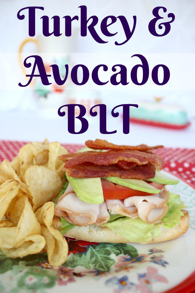 Turkey & Avocado BLT: Fill up on Good Eats