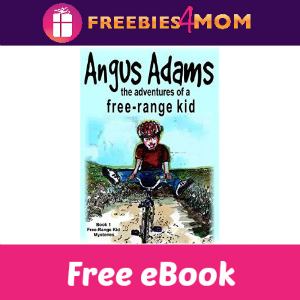 Free eBook: Angus Adams ($2.99 Value)