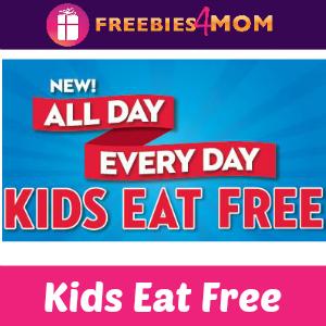Kids Eat Free at Steak 'n Shake