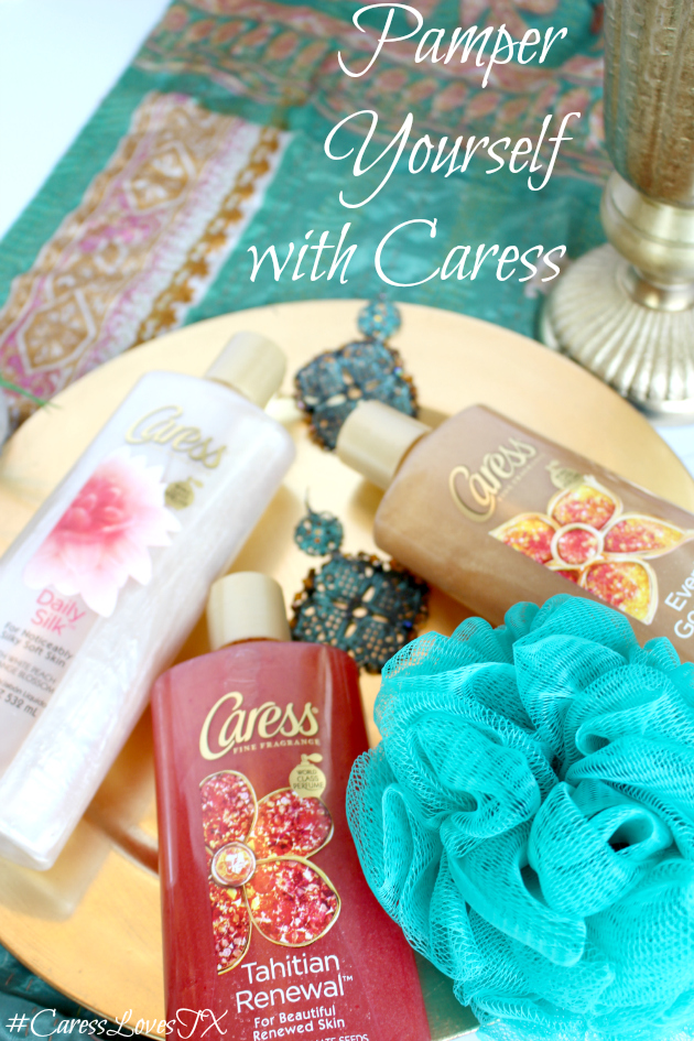 Save on new Caress® Body Wash at H-E-B
