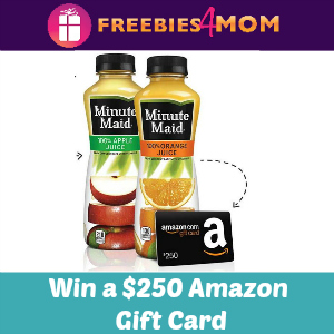 Sweeps Minute Maid Juices to Go
