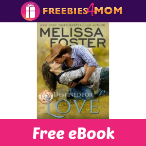 Free eBook: Destined for Love ($4.99 value)