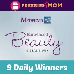 Sweeps Mederma AG Bare-Faced Beauty