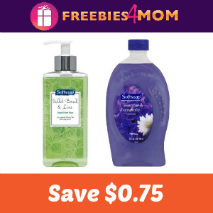 Coupon: $0.75 off Softsoap Liquid Hand Soap