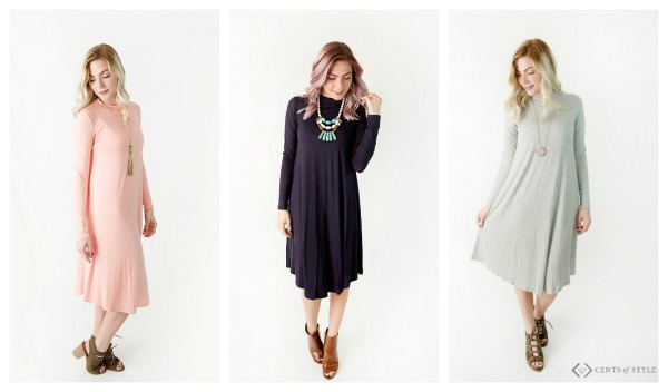 Spring Swing Dresses $17.95-$21.95