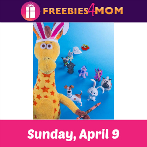 Free Easter Event at Toys R Us