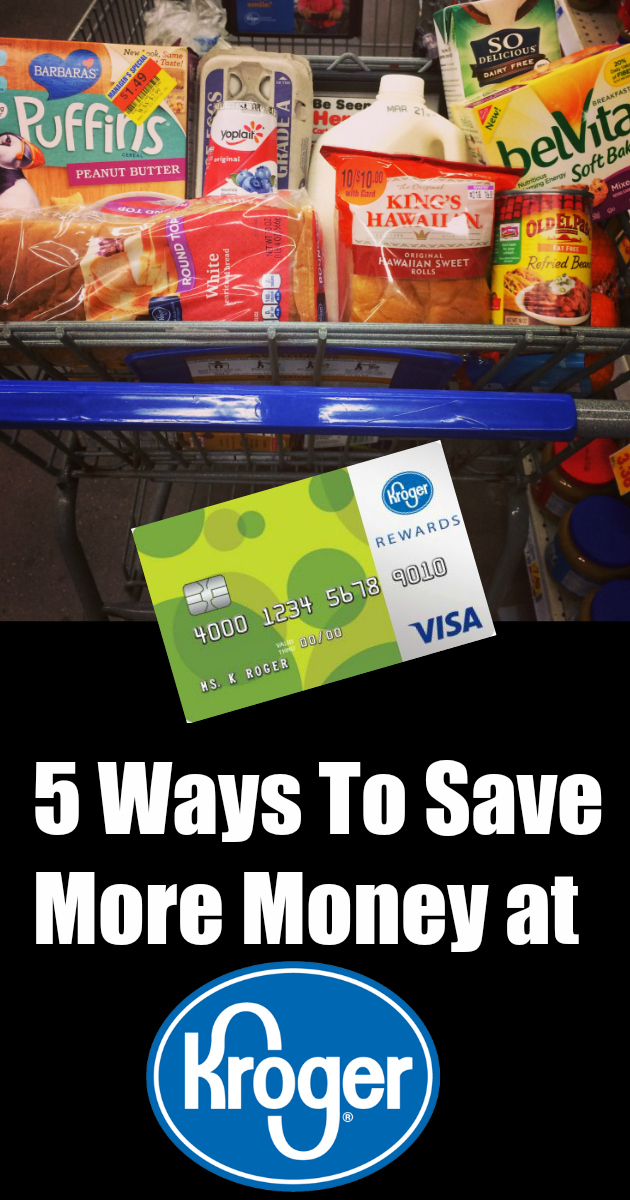 5 Ways To Save More Money at Kroger