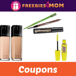 Save on Maybelline New York