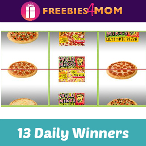 Sweeps Wild Mike's Ultimate Pizza Spin to Win