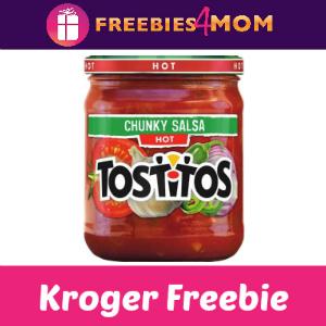 Free Tostitos Salsa Dip at Kroger