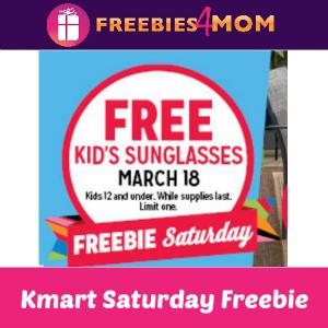 Free Kids Sunglasses at Kmart Mar. 18
