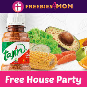 House Party: Add a Zing with Tajin (CA & TX Only)