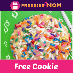Free Cookie at Great American Cookies