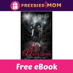 Free eBook: Love is Darkness ($4.99 Value)