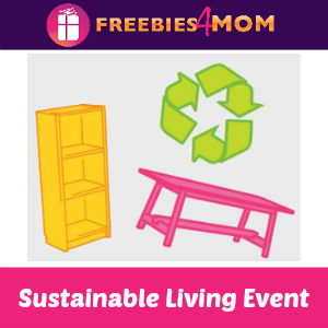 Free Sustainable Living Event at IKEA