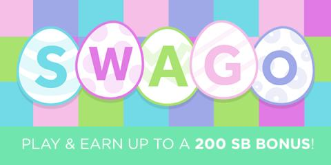 Play Spring Swago for Bonus Swagbucks Points
