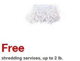 free shred