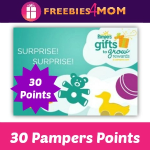 30 Pampers Points