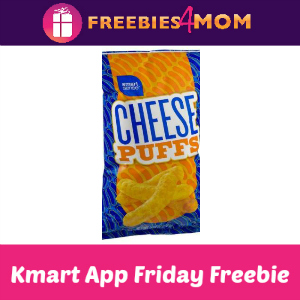 Free Smart Sense Cheese Puffs at Kmart