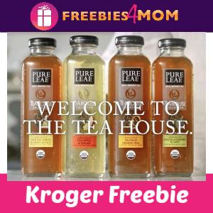 Free Pure Leaf Tea at Kroger