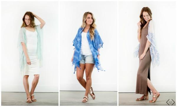 50% off Kimonos (Starting Under $10)