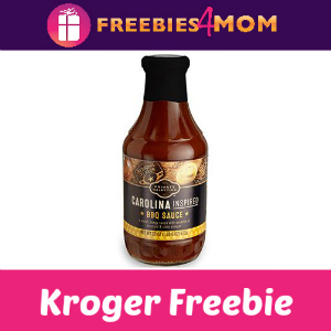 Free Private Selection BBQ Sauce at Kroger