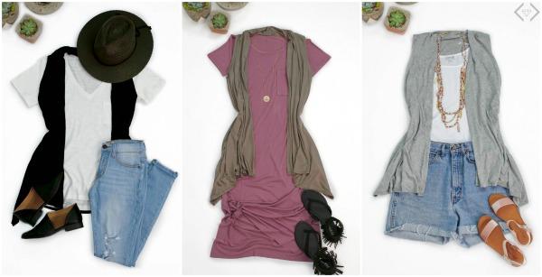 Kimono Vest for $13.95
