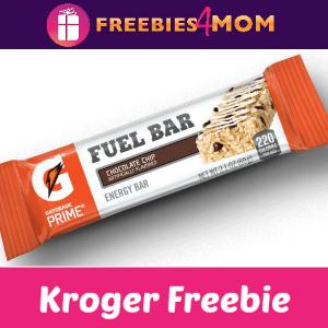 Free Gatorade Sports Nutrition Bar at Kroger