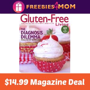 Magazine Deal: Gluten-Free Living $14.99