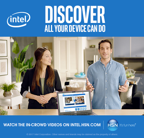 Intel Devices for every need at HSN