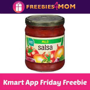 Free Smart Sense Salsa at Kmart