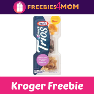 Free Kraft Snack Trios at Kroger