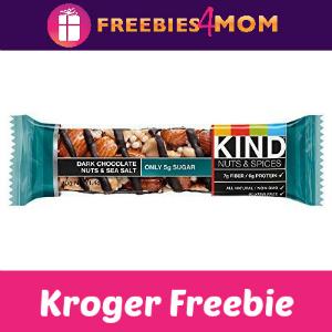 Free KIND Bar at Kroger