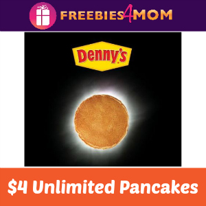 $4 Unlimited Mooncakes at Denny's Aug. 21