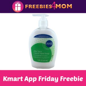 Free Liquid Hand Soap at Kmart