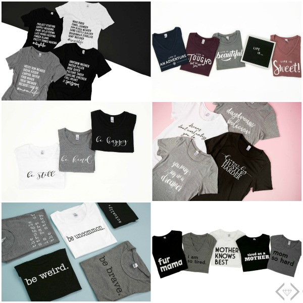 Graphic Tees $10-$16.95