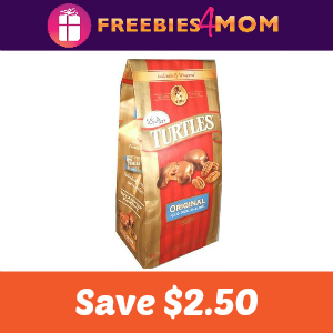 Coupon: Save $2.50 on one Turtles product