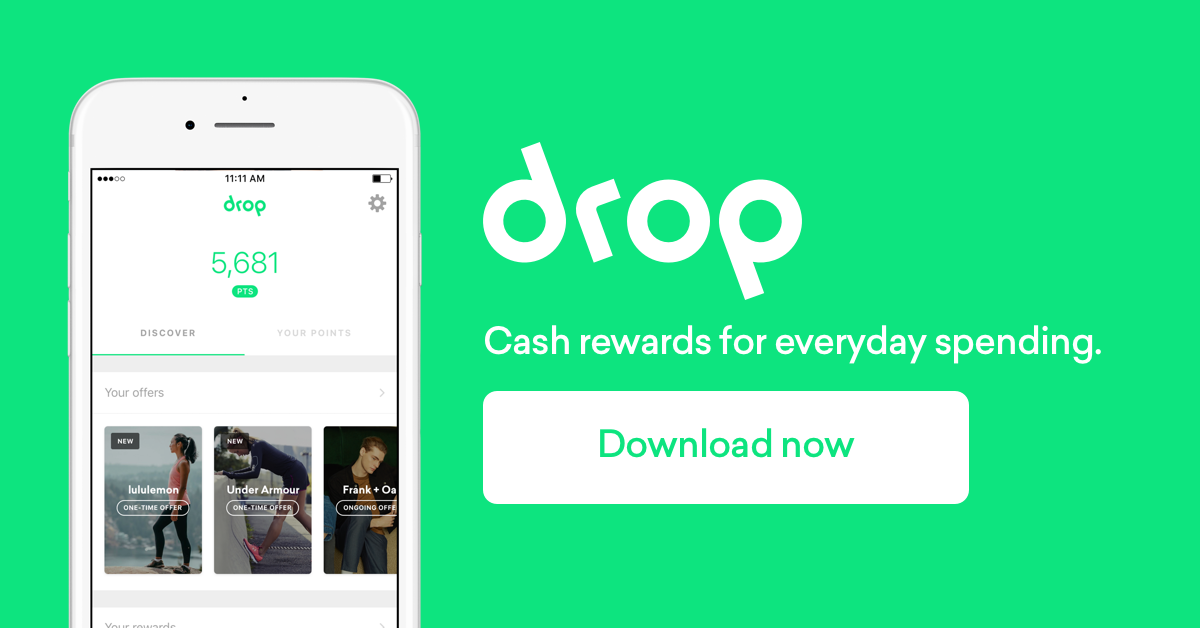 5 bonus from drop app