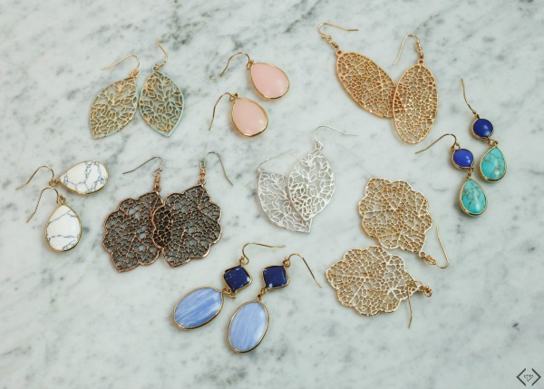 2 Pairs of Earrings $14 ($30 Value)