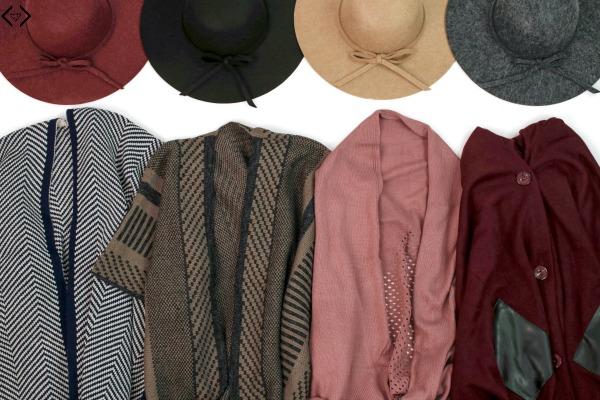 40% Off Fall Kimonos & Ponchos (starting at $10)