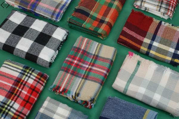 $12.95 Blanket Scarves (+ $6 Mittens)